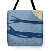 Shadow Friends Tote Bag
