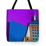 Shadow Of The City Tote Bag