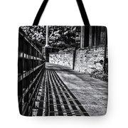 Shadow Walk Tote Bag