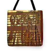 Shadows Of Glamour Tote Bag