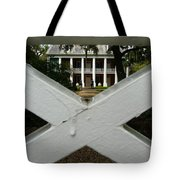 Shadows X On The Teche  Tote Bag