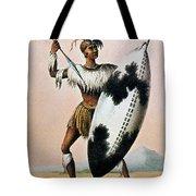 Shaka Zulu (c1787-1828) Tote Bag