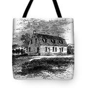 Shaker Church, 1875 Tote Bag