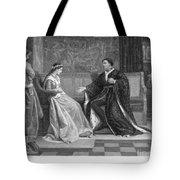 Shakespeare: King Henry V Tote Bag