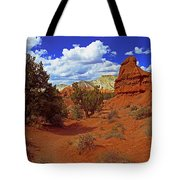 Shakespeare Trail In Kodachrome Park Tote Bag