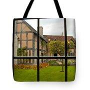 Shakespeares Home Tote Bag