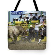Rodeo Shaking It Up Tote Bag