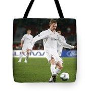 Shaktar Player Tote Bag