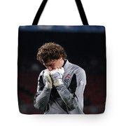 Shaktars Goalkeeper Tote Bag