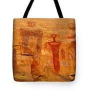Shamans Of The Rock Tote Bag