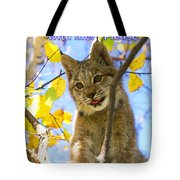 Share Your Habitat Tote Bag