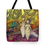 Sharing Grace Tote Bag