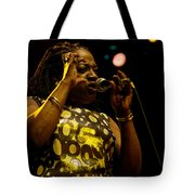 Sharon Jones Tote Bag