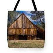 Shasta Barn Tote Bag