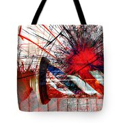 Shaves And Graves  Tote Bag