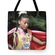 Shawl Dancer 109 Tote Bag