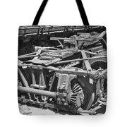 Shay Truck Tote Bag