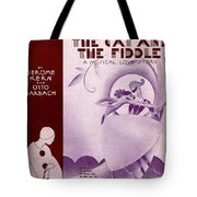 She Didn't Say Yes Tote Bag