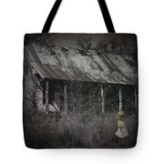 She Doesn't Play Here Anymore Tote Bag