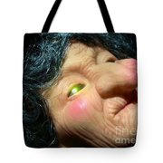 She Dreams Of Halloween Night Tote Bag