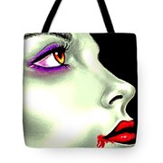 She Gave Her Lover The Gift Of Eternal Life 2 Tote Bag