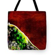 She Walked Toward The Sunset Tote Bag