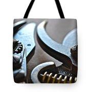 Shears II Tote Bag