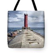 Sheboygan Breakwater Tote Bag