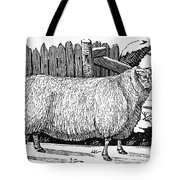 Sheep, 1788 Tote Bag
