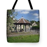 Sheepwash Well - Ashford-in-the-water Tote Bag