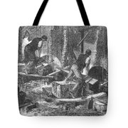 Sheffield: Factory, 1865 Tote Bag