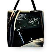 Shelby Cockpit Tote Bag