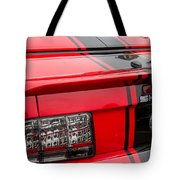 Shelby Gt500 Convertible Tote Bag