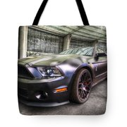 Shelby Gt500kr Tote Bag