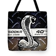 Shelby Logo Tote Bag