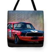 Shelby Racing Co Mustang Tote Bag