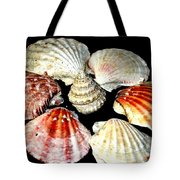 Shell Flower Tote Bag