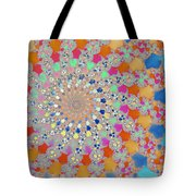 Shelly Spiral Tote Bag