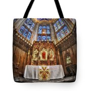 Shelter For Thy Soul Tote Bag
