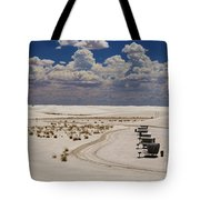 Shelters From The Afternoon Sun Tote Bag