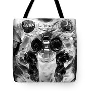 Shepard And Apollo 14 Tote Bag