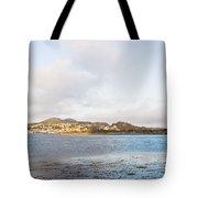 Shhhh - Sea Otters Sleeping Tote Bag