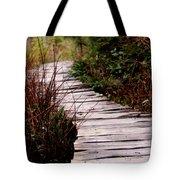 Shi Shi Boardwalk Tote Bag