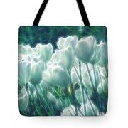 Shimmering Tulips Tote Bag
