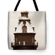 Ship John Shoal Light Tote Bag
