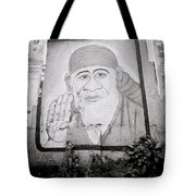 Shirdi Sai Baba In Bombay Tote Bag