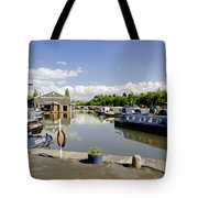 Shobnall Marina - Burton On Trent Tote Bag
