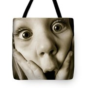 Shock And Awe Tote Bag