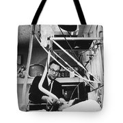 Shock Unit, 1970 Tote Bag