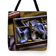 Shoe - The Shoe Cobblers Box Tote Bag
